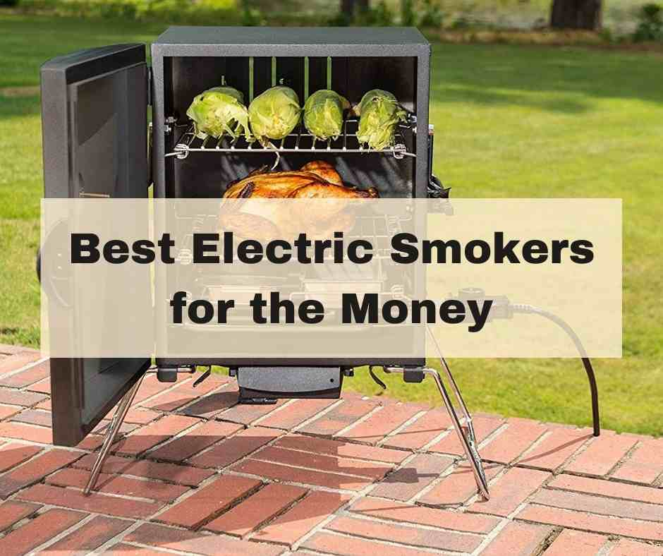 Best Electric Smokers for the money
