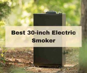 Best 30-inch Electric Smokers
