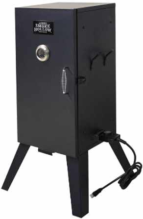 Smoke-Hollow-26142E-26-Inch-Electric-Smoker-with-Adjustable-Temperature-Control
